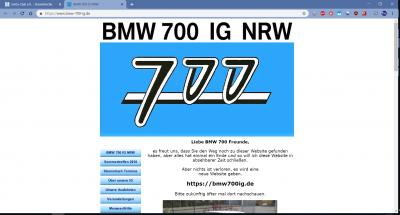 BMW 700 IG NRW (alt)