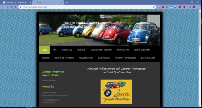 Isetta-Freunde Rhein-Main