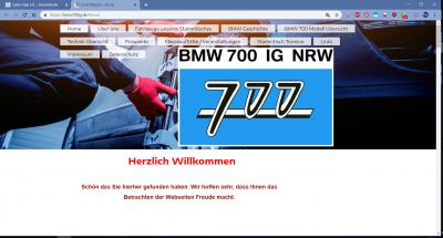 BMW 700 IG NRW (neu)
