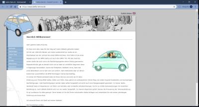 Gosbert von Brunn's Isetta Service