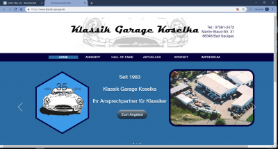 Klassik-Garage