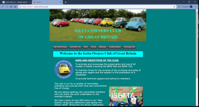 Isetta Owners Club of Great Britain