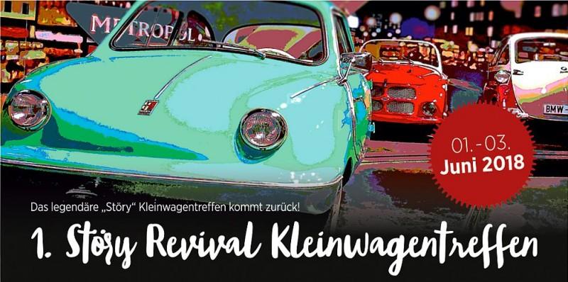 1. Störy Revival Kleinwagentreffen